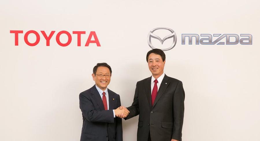 Toyota/Mazda