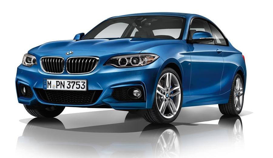 Купе BMW 2-Series