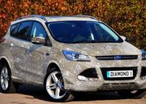 Официальный дилер Ford выставил на продажу кроссовер Kuga за 1.3 млн евро