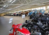 В бывшей резиденции Януковича открыт музей ретро автомобилей