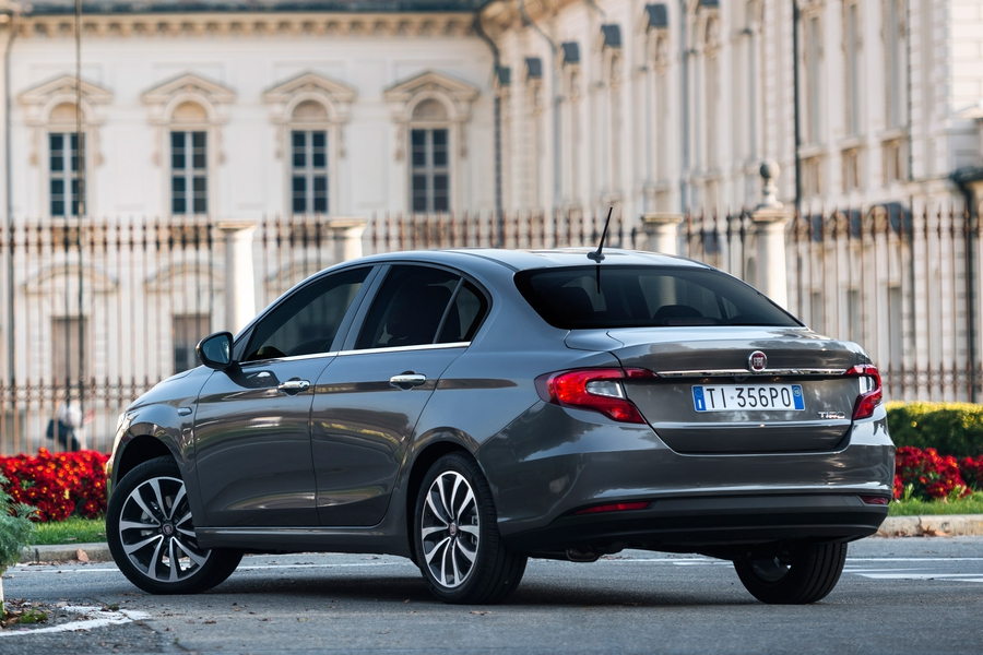 Седан Fiat Tipo