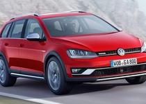 """Volkswagen рассекретила """"вседорожную"""" модификацию Golf"""