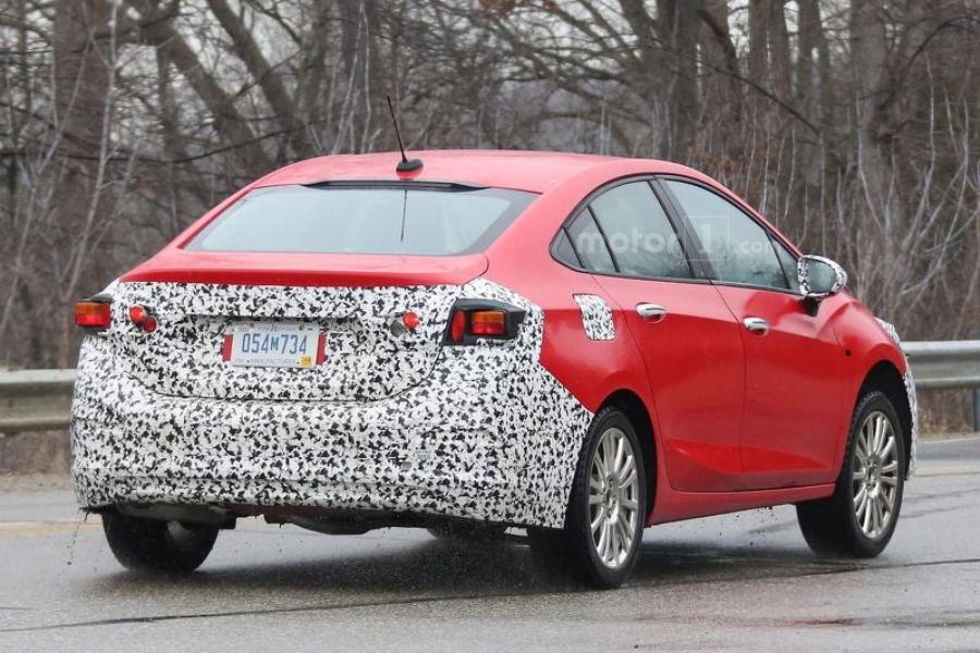 Chevrolet Cruze Hybrid