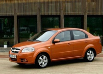 В Узбекистане наладят производство Chevrolet Aveo предыдущего поколения