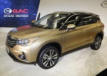 Китайская компания GAC привезла в Детройт добротный кроссовер GS4