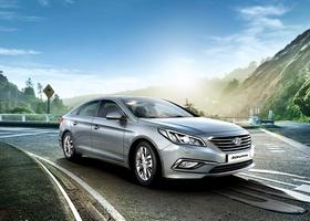 Новая Hyundai Sonata уже в Украине с двумя двигателями