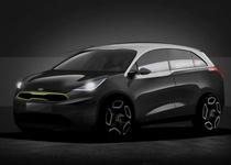 Kia выпустит конкурента Toyota Prius к 2017 году
