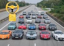 Немцы выбрали лучшие автомобили 2014 года