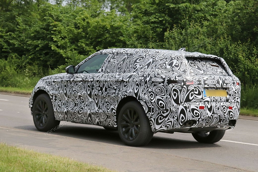 Range Rover L560