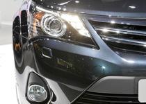Новые фары Toyota не будут слепить встречные машины