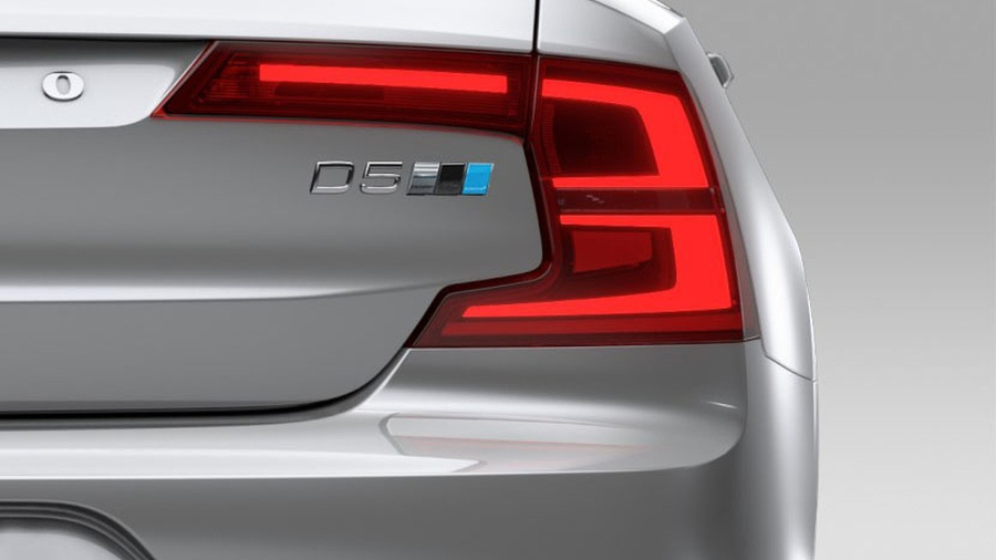 Volvo S90 Polestar performance package