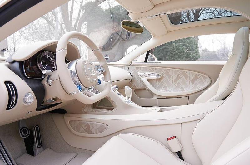 "Картинки по запросу ""Bugatti Chiron Hermes салон"""""