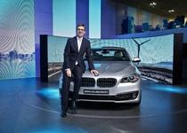 BMW создала подзаряжаемый гибрид 5 Series для Китая