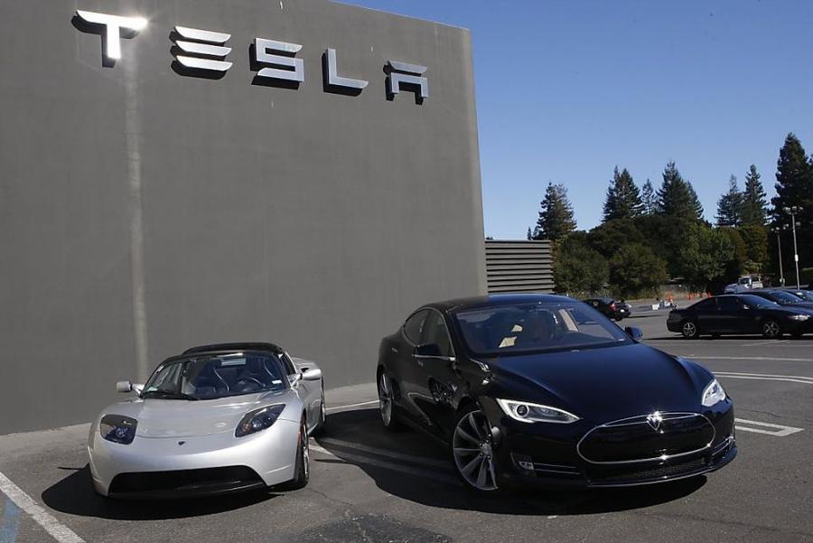 Tesla Roadster и Tesla Model S