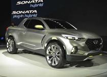 Hyundai привёз в Детройт кроссовер-пикап для детей Миллениума