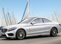 В следующем году Mercedes представит новое купе C-Class