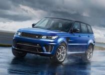 Самый мощный Range Rover Sport полностью рассекречен (25 фото)