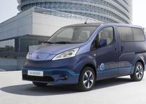 Nissan представила люксовую версию электровэна e-NV200