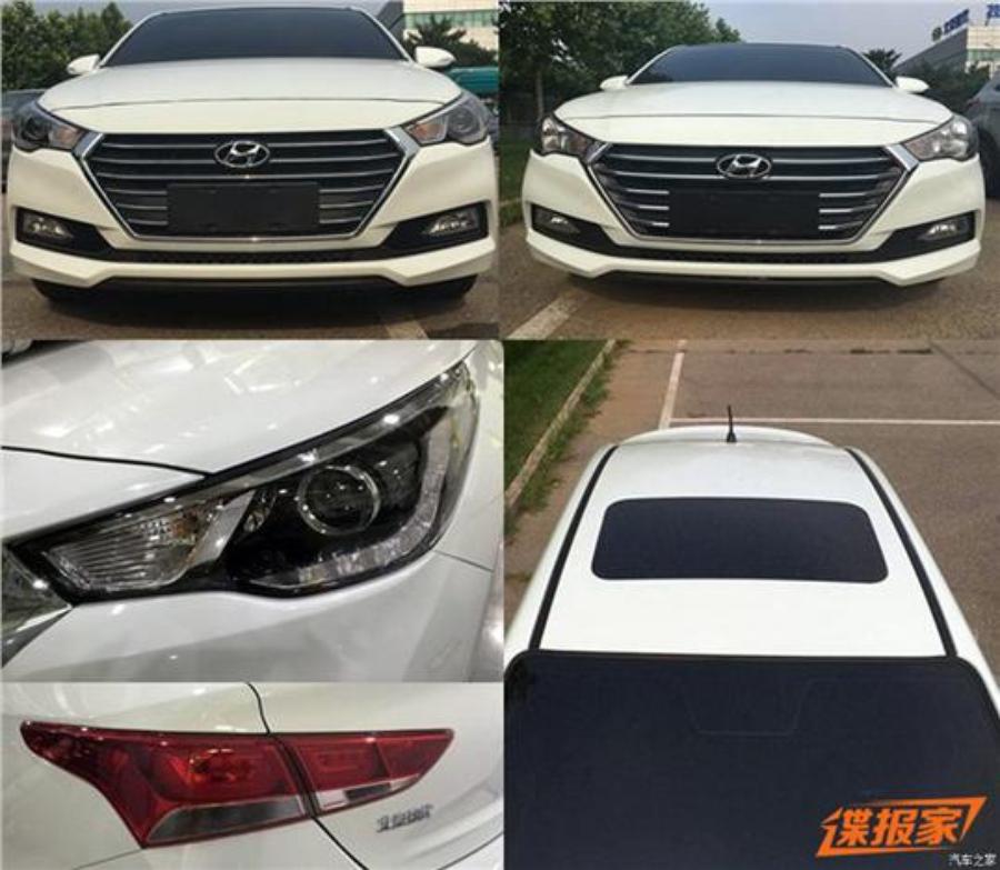 Новый Hyundai Verna