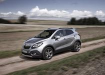 Кроссовер Opel Mokka получит новый дизельный мотор