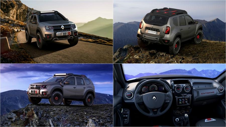 Renault Duster Exteme Concept