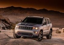 Jeep Grand Cherokee получил версию Trailhawk