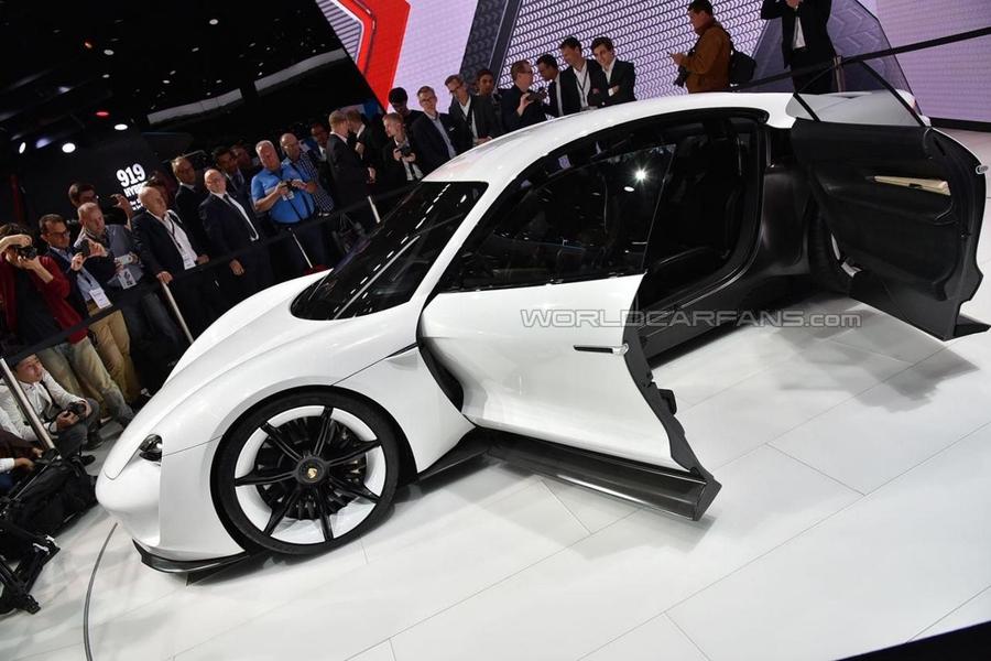 Porsche Misson E