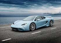 В Нидерландах стартовало производство суперкара Vencer Sarthe