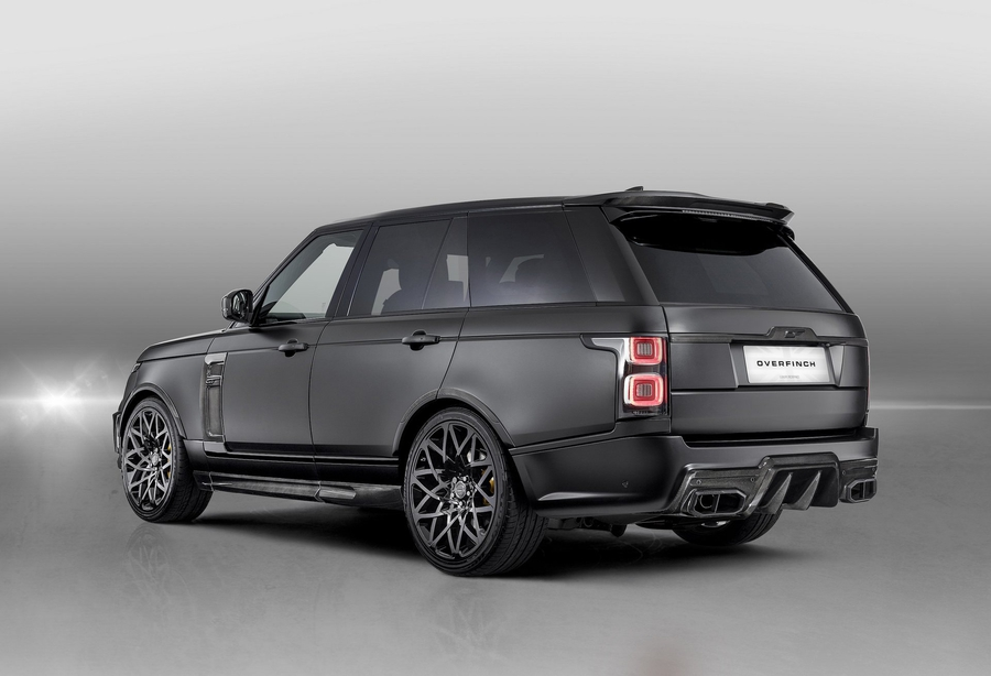 Land Rover Range Rover Velocity