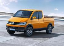 VW создала минивэн-пикап Tristar