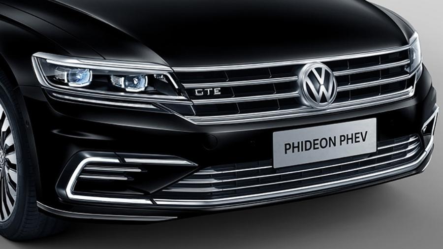 Гибридный седан Фольксваген  Phideon PHEV представлен официально