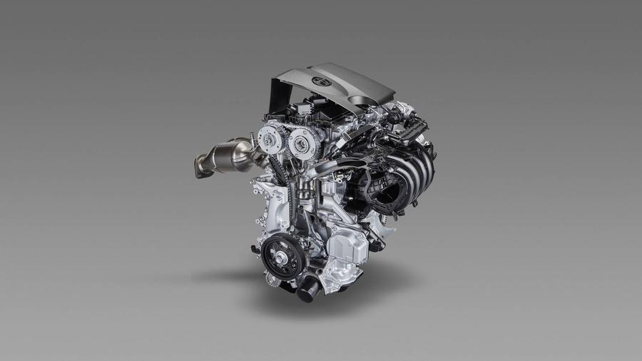 Мотор Dynamic Force Engine 2.0