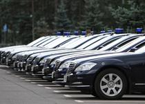 Госуправление делами продаст половину автопарка