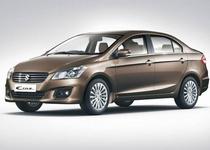 Suzuki рассекретила новый седан Ciaz