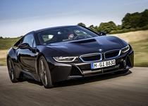 BMW отметит 100-летний юбилей спецверсией i8 за 175 тысяч долларов