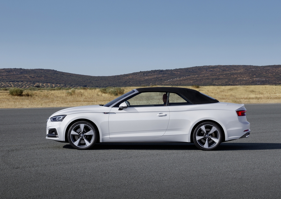 AUDI A5 CABRIO//CONVERTIBLE ONE TOUCH ROOF OPEN MODULE