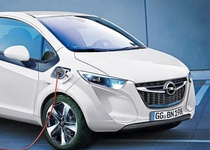 Миниатюрный хетчбэк Opel Karl станет электромобилем