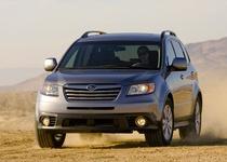 Subaru сделает большой кроссовер из Outback