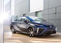 Toyota рассекретила серийную версию водородомобиля Mirai