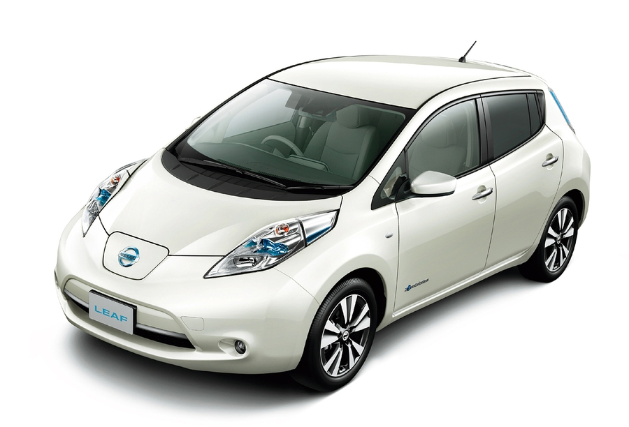 Nissan Leaf 1 поколения