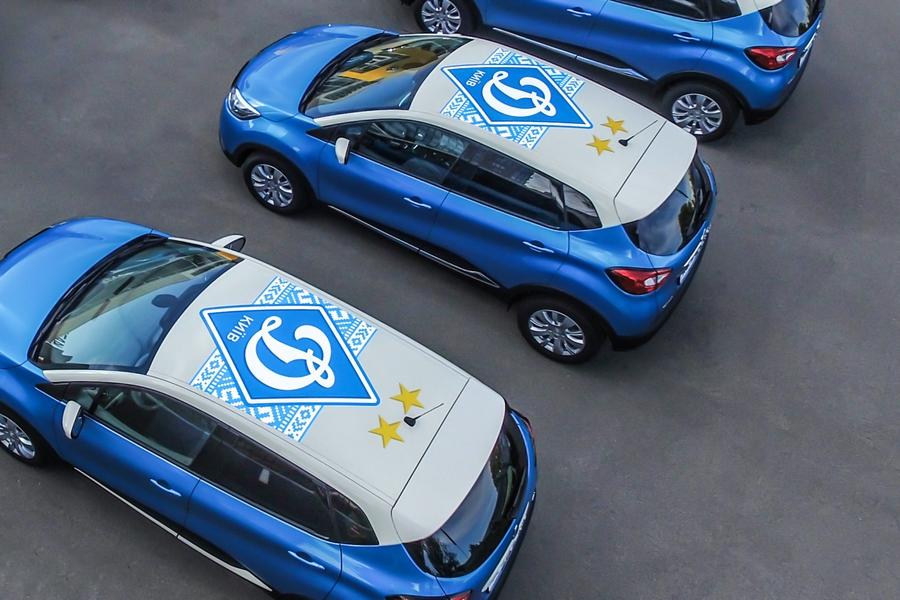 Renault Captur Dynamo