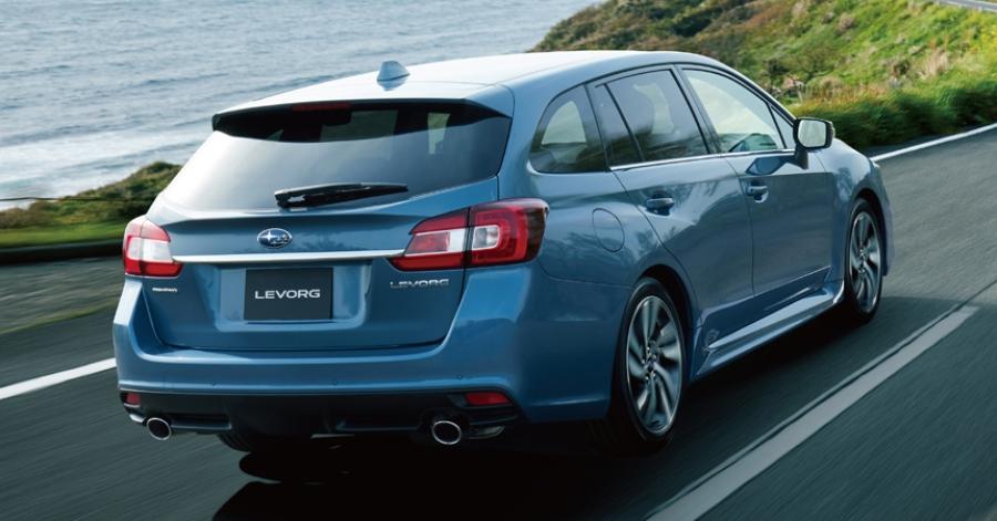 Subaru Levong