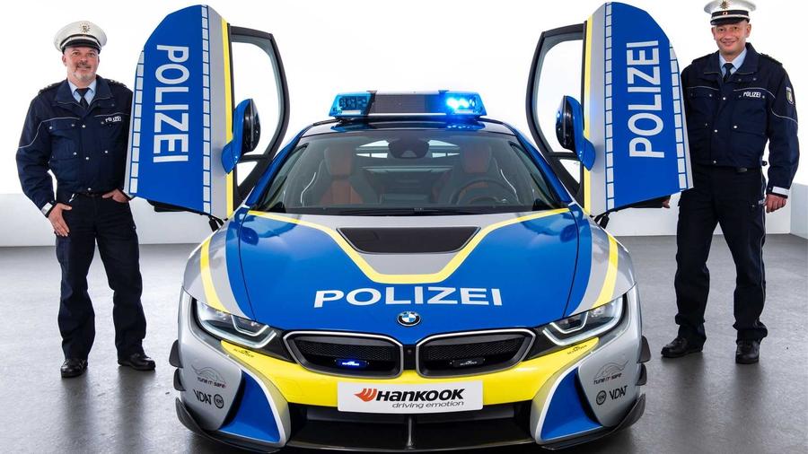 AC Schnitzer BMW i8