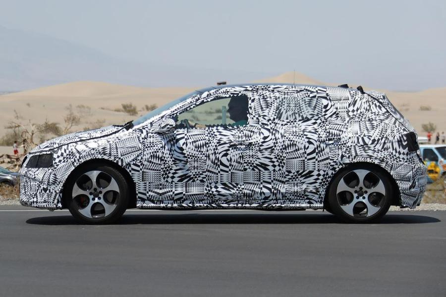 Volkswagen Polo нового поколения