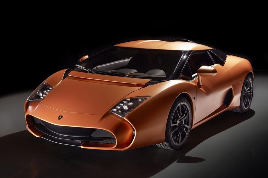 L595 Zagato Coupe