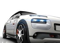 Citroen создал сверхэкономичный концепт C4 Cactus Airflow 2L