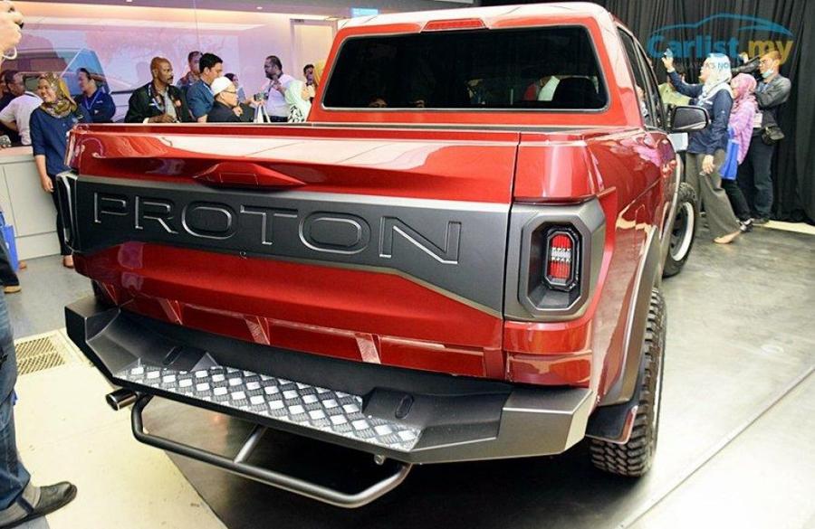 Proton Pickup