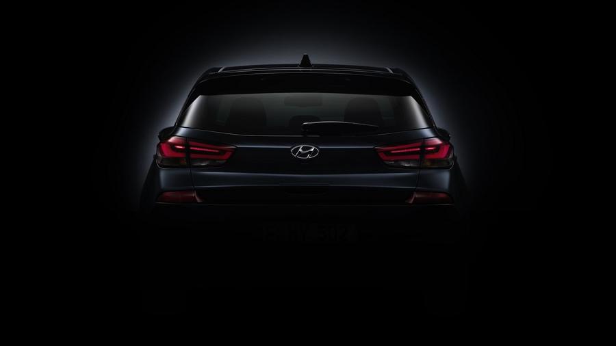 Hyundai i30 третьего поколения