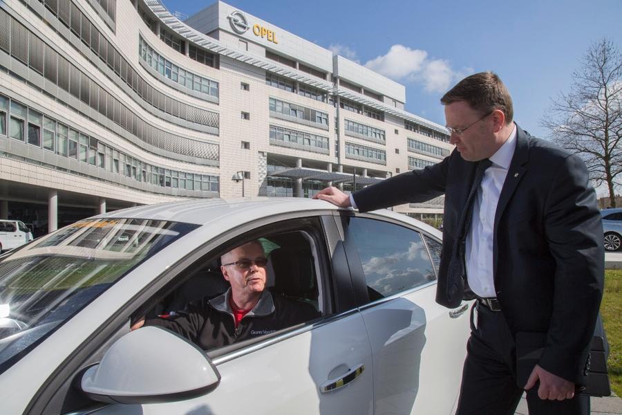 Opel Insignia record
