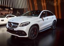 Mercedes-Benz представил AMG-версию модели GLE Coupe